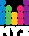 Муз-ТВ (2010-2011, белые буквы)