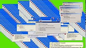 "Green Screen Effect 10 ""eror"""