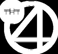 ТНТ4 (2018, белый, прозрачный)
