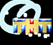 ТНТ (12.2009) Логотип