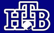 НТВ (1994, белый шарик, синий фон)