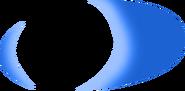 REN-TV (1997-2003, использовался в журнале Мир ТВ и Кино) (синий, чёрные буквы)