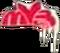 Муз-ТВ новогодний логотип (2006-2007)