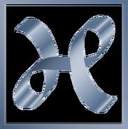 Hallmark Entertainment Network (1995-2001, serebra, bez napisni)