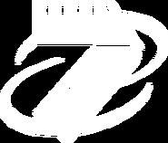 Гравис-7 (3-ий логотип, белый)