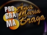 Programa Ana Maria Braga