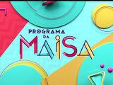 Programa da Maísa