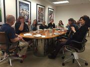 TMI1bts ABC Family meeting