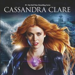 Alternative <i>City of Bones</i> TV tie-in edition
