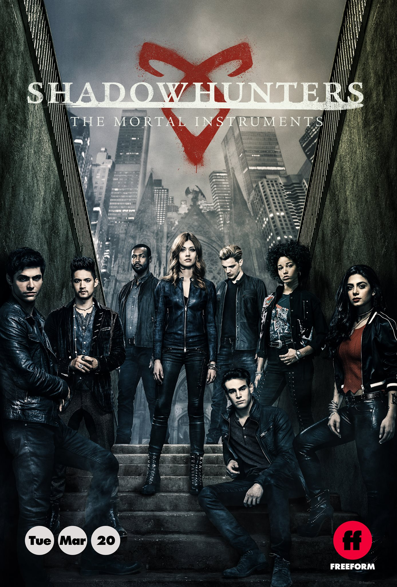 Резултат с изображение за shadowhunters season 3