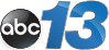 WLOS-13, Asheville, NC logo from 2013