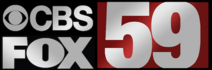 WVNS-TV CBS Fox 59 logo