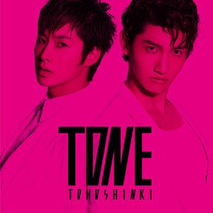 TVXQ - TONE - DVD A