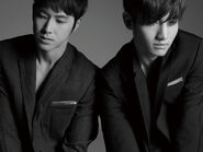 Before U Go - TVXQ 2