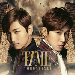 TVXQ - TIME - DVD (A)