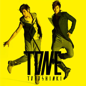 TVXQ - TONE - Cover (CD)