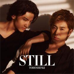 TVXQ - STILL - CD