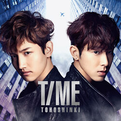 TVXQ - TIME - DVD (B)