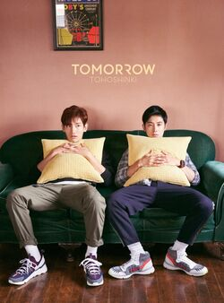 TVXQ - TOMORROW - Bigeast