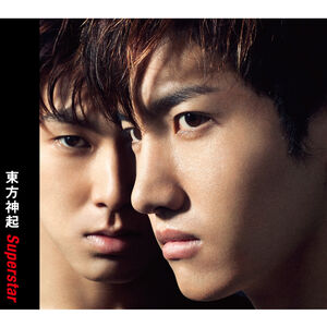 TVXQ - Superstar - CD+DVD