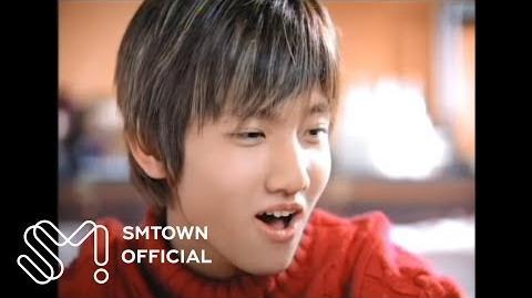 TVXQ! 동방신기 'Hug ' Music Video