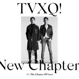 TVXQ! - The Chance of Love - Cover