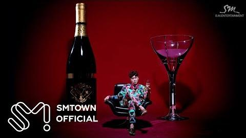 TVXQ! 동방신기 '샴페인 (Champagne) (Sung By U-Know)' Music Video