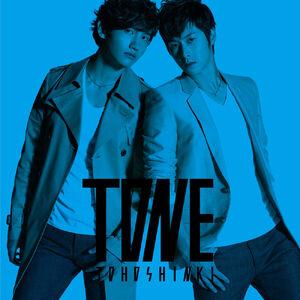 TVXQ - TONE - DVD B