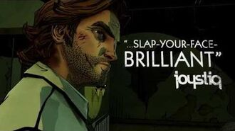The Wolf Among Us - Accolades Trailer - Coming to iOS & PlayStation Vita