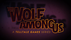 The Wolf Among Us (logo)