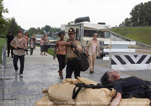 Imagem - CDC Wildfire.jpg | Wiki The Walking Dead | FANDOM ...