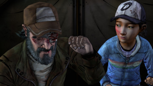 Amid The Ruins - Kenny na cabana