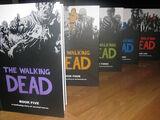 The Walking Dead: Livros de Capa Dura
