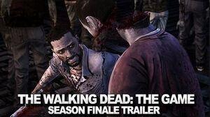 The Walking Dead The Game - Season Finale Trailer