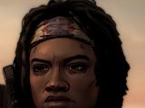 Michonne (Videogame)