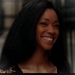 Sonequa Martin-Green como Michelle Terry em NYC 22