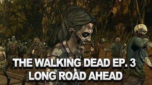 *Exclusive* The Walking Dead Episode 3 Long Road Ahead Trailer