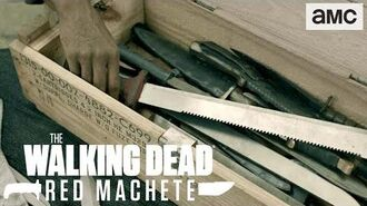 """THE WALKING DEAD RED MACHETE Chapter 4 """"What We Become"""" HD"""