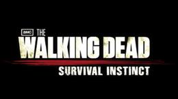 The Walking Dead Survival Instinct Logo