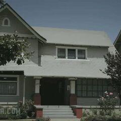 A Casa de Andrew.