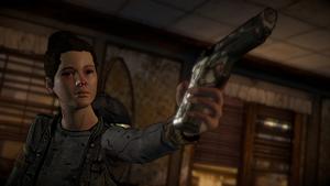 S03E05 - Fern aponta a arma