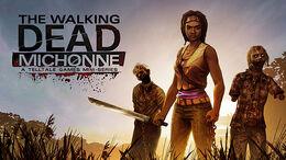 TWD Michonne Render E3