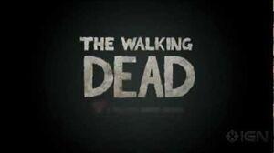The Walking Dead The Game - Teaser Trailer