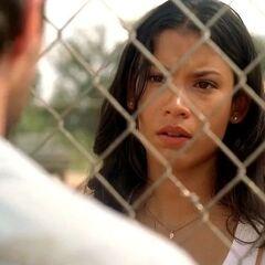 Danay Garcia como Sofia Lugo em Prison Break.