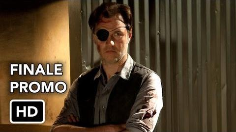 """The Walking Dead 3x16 Promo """"Welcome to the Tombs"""" Season Finale"""