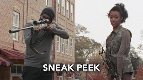 """The Walking Dead 3x14 Sneak Peek """"Prey"""""""
