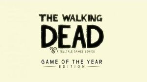The Walking Dead Game of the Year Edition 30 US TV Commercial