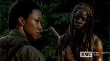 """The Walking Dead 5x10 - Sneak Peek 1 """"Them"""""""