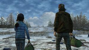 No Going Back - Clem, AJ e Kenny fim