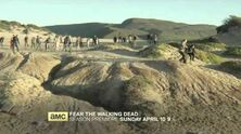 FEAR THE WALKING DEAD (T2) - Season 2 02x01 New Promo AMC HD